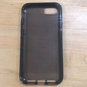 Tech21 evo check iPhone 7 case charcoal